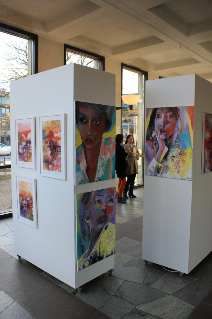 Utställning Kuben